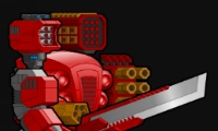 Super Mechs: Multiplayer Robot Fighting Game