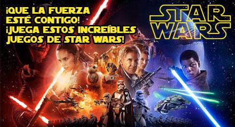 Guerra de las Galaxias - Starwars