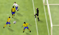 Super League Free Kick Game