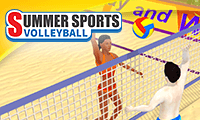 Summer Sports: Volleyball