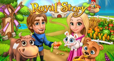 Royal Story - Free online games at Gamesgames.com