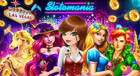 Slotomania Play Free Online Games