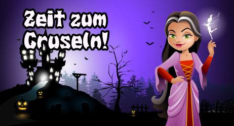 Halloween-Spiele