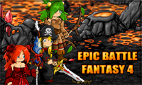 Jogo Epic Battle Fantasy 4