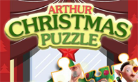 Rompecabezas de Arthur Christmas