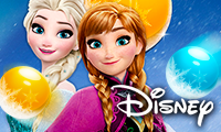 Elsa: Bubble Shooter
