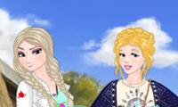 Estilo Coachella da Princesa 2