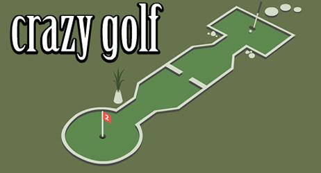 18 Hole Crazy Golf!