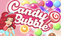 Candy Bubble Shooter Game