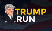 Trump w biegu