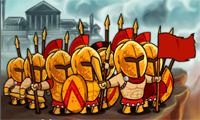 Gladiator Combat Arena: Sword Fighting Game