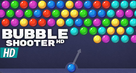 Let's Play Bubble Shooter Games at Gamesgames.com