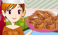 Karamelrolletjes: Sara's kookcursus