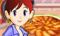 Пирог«Татен»: кухня Сары