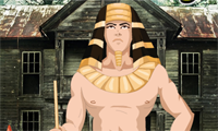Cada do Faraó: Caça-Objetos