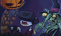 Troll Face Quest Video Games Halloween