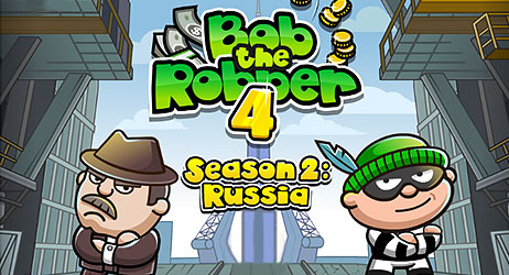 Bob Sang Pencuri 4: Musim 2 Rusia