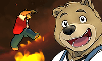 Justice Bear: Equinox