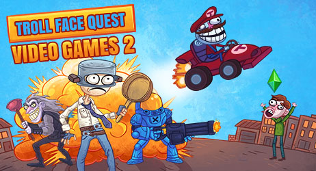 troll face quest video games 2 - Quest Bergroer Sessel
