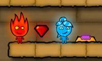 Fireboy & Watergirl 2: Ljusets tempel