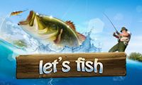 Let's Fish!: Multiplayer Fishing Game Online