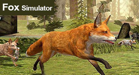 Simulator Serigala