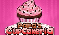Papas Cupcake-Bäckerei