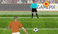 Penalty Cup 2014: Football Game