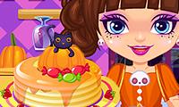 Halloween Pancakes de Miedo