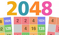 2048: Klassisk version