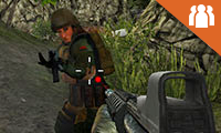 Afghan Survival: Army Shooting Game