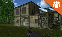 Masked Shooter Multiplayer: Gun Game Online