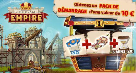 goodgame empire - jeux comme fortnite en ligne