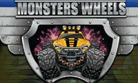 Monsters Wheels: Truck Game