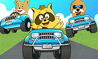 Raccoon Racing