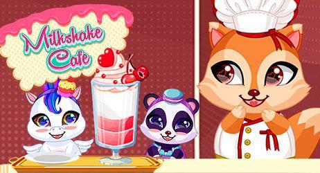 Milkshake Cafe