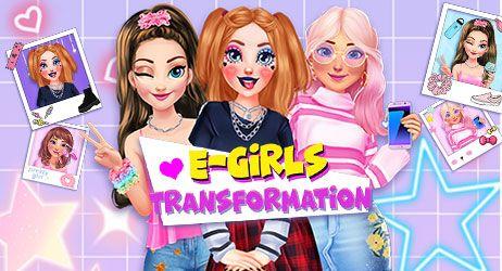 E Girls Transformation