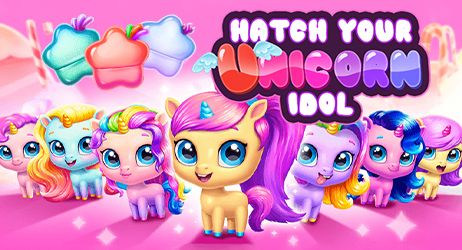 Hatch Your Unicorn Idol