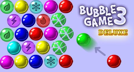 Bubble Game 3: Deluxe