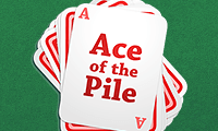 Ace of the Pile by Claudio Souza Mattos