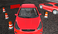 New York Taxi License 3D: Car Game