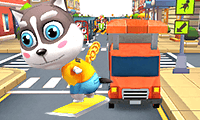 Bus & Subway Runner 3D