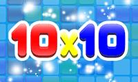 10 x 10 tegels