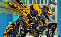 Lebah Robot