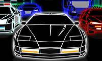 Neon Race 2: Driving Game 3D