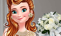 Princess Arabian Wedding: Dress Up Game