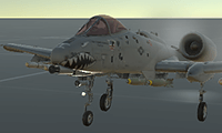 Real Flight Simulator: Fighter Aircraft