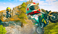 Moto Trial Racing 2: Two Players