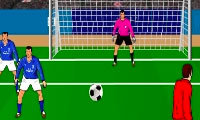 Football Volley Challenge!