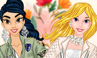 Princesses Spring Trend Alert